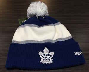 dd4fb981417 Image is loading Toronto-Maple-Leafs-NHL-Hockey-Centennial-Classic-Toque-