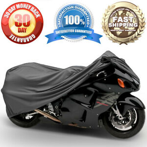 Motorcycle Bike Cover Travel Dust Storage Cover For Yamaha YZFR6 R6S YZF R6