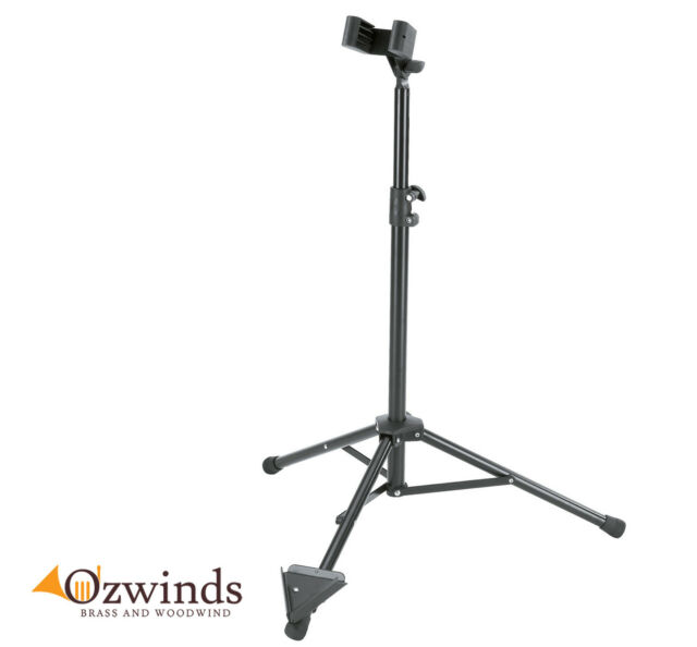 K&M 15060 Bass Clarinet Stand - Made in Germany - 5 Year Warranty
