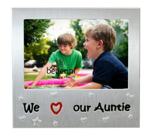 Photo Frame Mum Dad Uncle Auntie Grandma Grandad Sister Brother Birthdays Gifts