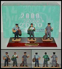 "King & Country Promotional ""2000 Hong Kong Postal Figurines Set of 3""  *KC-2187*"