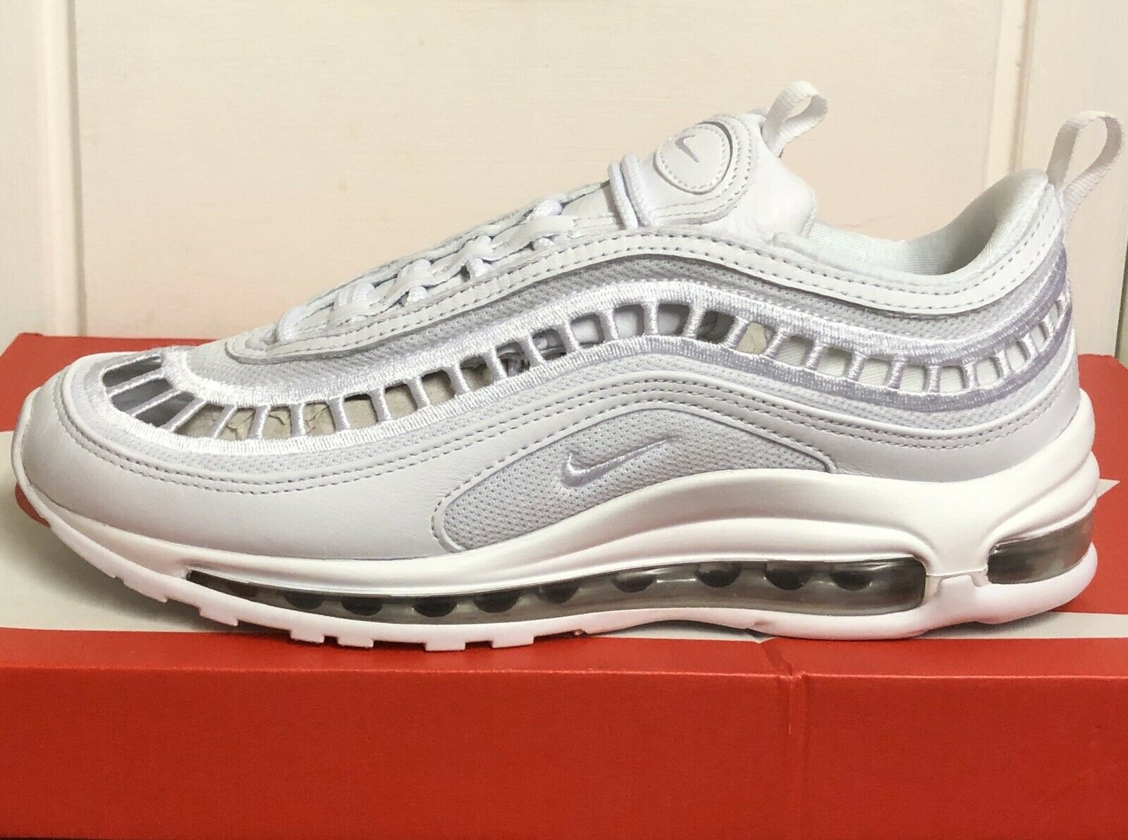 NIKE AIR MAX 97 ULTRA '17 SI TRAINERS SNEAKERS SHOES SIZE UK 3 EUR 36 US 5,5