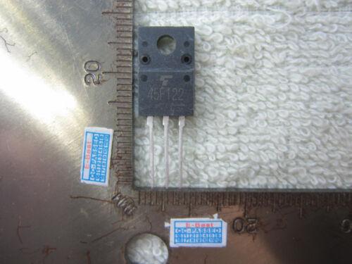 5pcs 4SF122 45FI22 45F1Z2 45F12Z GT 45F122 GT45F122 TO220F-3 Transistor