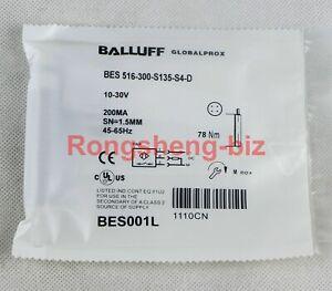 BALLUFF original proximity switch sensor BES 516-300-S135-S4-D