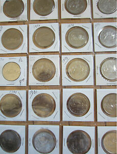 Complete-Set-of-Canada-Dollars-Coins-1968-1986
