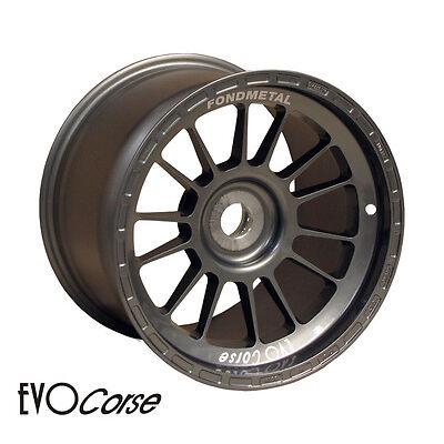 EvoCorse Dallara Formula 3 F3 Alloy Wheels Race Rally Center Lock SET