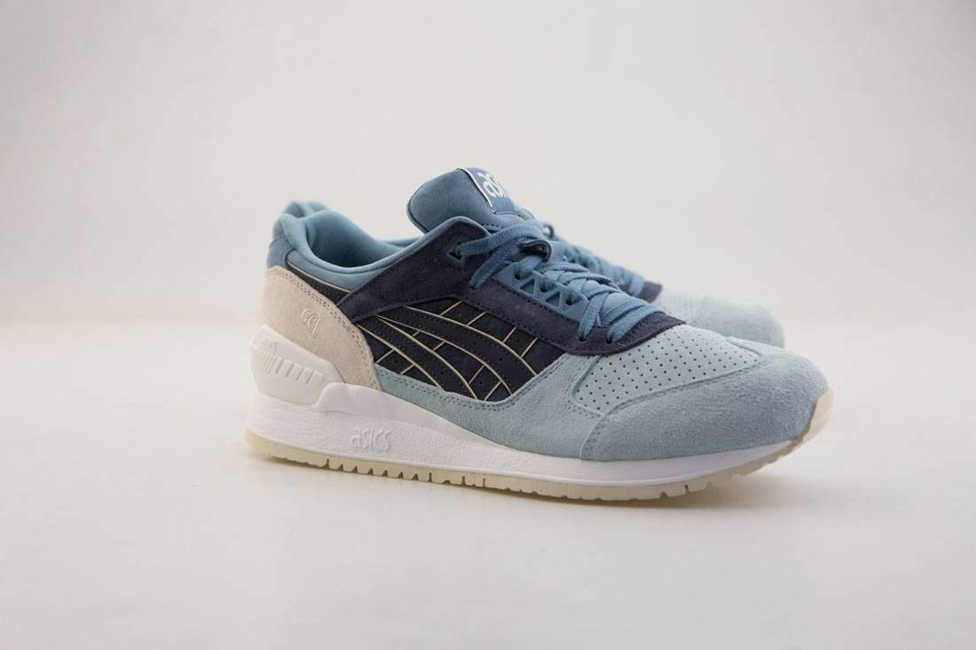 Asics Tiger Men Gel-Respector bluee india ink H720L-5858