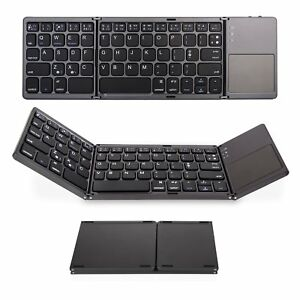 Ultra-Slim-Bluetooth-Touchpad-Keyboard-compatible-with-Lenovo-Tab-4-10-Tablet
