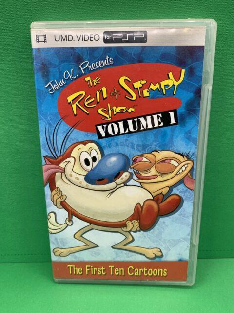 the ren stimpy show volume 1 umd