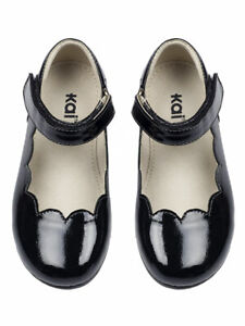 See-Kai-Run-Savannah-Girls-Black-Patent-Shoes-mary-Janes-Sizes-11-3Y-NWB