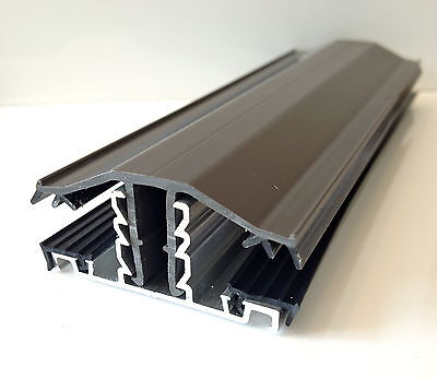 Snap Down Glazing Bar For 10mm 16mm 25mm Polycarbonate