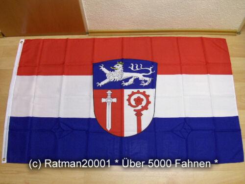 Fahnen Flagge Landkreis Ostallgäu 90 x 150 cm