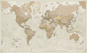 World antique megamap 120 wall map giant poster print 775x46 mundo antiguo megamap 1 20 mapa de pared gumiabroncs Image collections