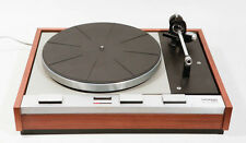 Thorens TD125 TD 125 MKII MK2 Original Boxed Plinth Wooden Pristine Condition