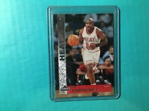 TIM-HARDAWAY-1997-98-UPPER-DECK-SILVER-CARD-22-MIAMI-HEAT