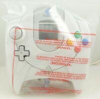 Official Sega Dreamcast Controller - Brand Blue Swirl
