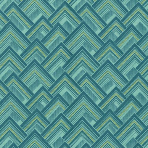 Amy Butler PWAB170 Splendor Mighty Corners Sage Cotton Fabric By Yard