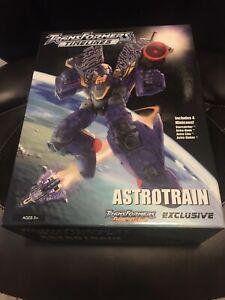 Transformers Collectors Club Exclusive Timelines Astrotrain TFCC 2007 BotCon