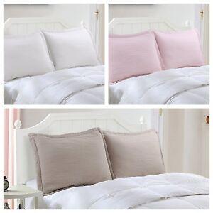 Decorative King Pillow Shams.Details About 100 Cotton Decorative King Pillow Shams Set King Size Of 2 Pillow Shams