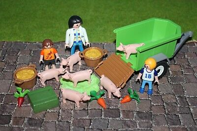 "Fedele Playmobil Citywelt Figure "" Bambini "" Set 7 Per Spedizioni Veloci"