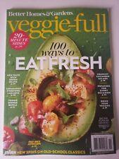 Eat Fresh Magazine Veggie Full