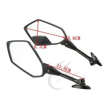 Motorcycle Rear Side View Mirrors For HONDA CBR 1000RR 04-07 05 06 600RR 03-14