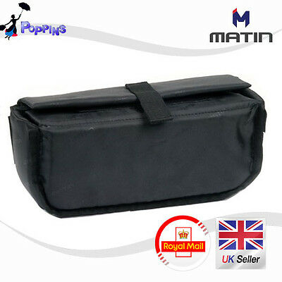 New Genuine Matin Flexible Cushion Partition Camera Bag M-6469 (Small)