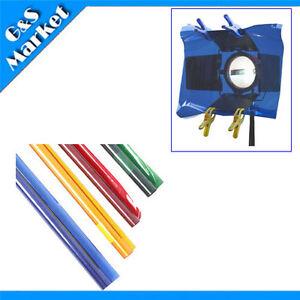 Color-Gel-Filter-paper-4-set-B-O-R-G-80cm-x-100cm-for-Studio-Video-Light