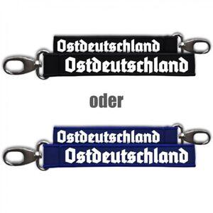 Besorgt Neopren Schlüsselanhänger Schlüsselband Ostdeutschland Altdeutsch Ddr Kult Ossi