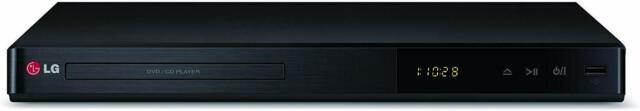 LG LETTORE DVD DP542H FULL HD BLUETOOTH DivX USB DIVX HD CD DVD±RW CD-R/RW MP3