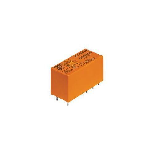 RT424005 Te Connectivity // Schrack Relay 5Vdc PCB DPCO