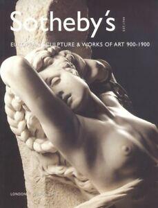 Sotheby-039-s-Catalogue-European-Sculpture-amp-WOA-900-1900-2005-HB