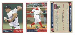 2017 Lowell Spinners Joan Martinez RC Rookie Boston Red Sox