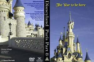 Eurodisney-Disneyland-Paris-Part-8-The-Year-to-be-here-DVD-or-Blu-Ray-NEW
