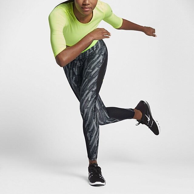 NIKE PRO HYPERCOOL GRAPHIC TRAINING TIGHTS WMNS SZ  S (830580-013) RETAIL  70.00