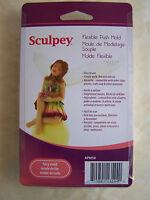 Push Molds Clay Sculpey III FAIRY Doll Head Body Legs