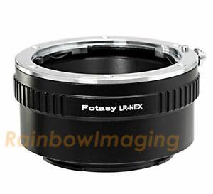 LR-Leica-R-Lens-to-Sony-E-Mount-NEX-Adapter-a6000-a5000-a3500-a3000-NEX-5R-NEX5T