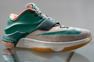 official photos 1097e 5fc68 Image is loading Nike-KD-VII-7-Kevin-Durant-039-Easy-