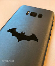 Samsung Galaxy S8+ (S8 Plus) Batman Injustice Decal Skin - Brushed Gunmetal