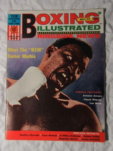 Single Issues 1959-1969 BOXING ILLUSTRATED WRESTLING NEWS Magazine