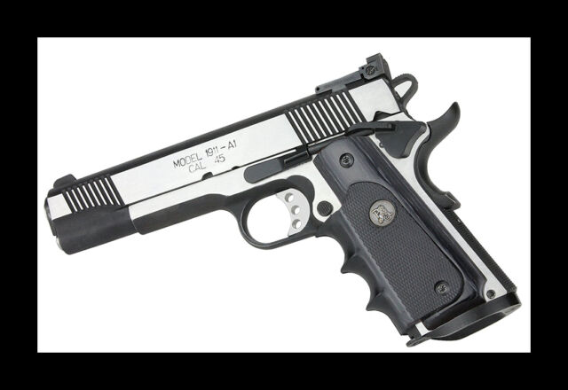 Pachmayr American Legend Grips for full size 1911s Gun Parts