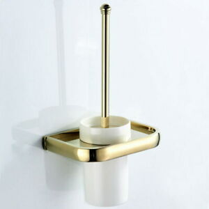 Toilet Brush Holder Set Bathroom