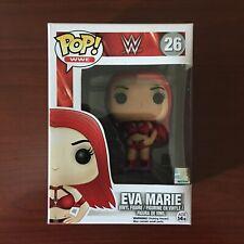 Funko WWE POP Eva Marie Vinyl Figure NEW Toys Wrestling Figures Collectibles