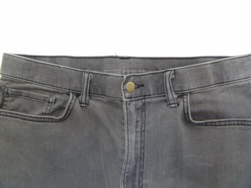 Mens New M/&S Regular Fit Straight Stretch Jeans with Storm Wear **SECONDS** MS37