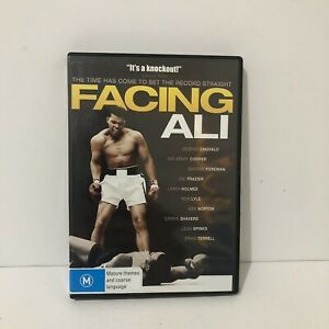 Facing-Ali-DVD-2010-Muhammed-Ali-Documentary-Fast-amp-Free-Shipping