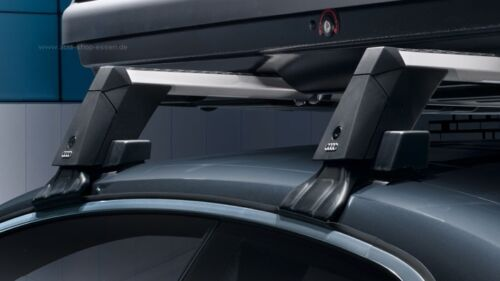 Original Audi A5 8W F5 Coupé Grundträger für Fahrzeuge ohne Dachrehling Träger