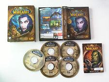 World of Warcraft + fourreau carton MMORPG PC FR