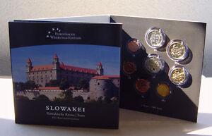 Europaeische-Waehrungs-Edition-Slowakei-KPS-Euro-2009-KPS-Slowakische-Krone