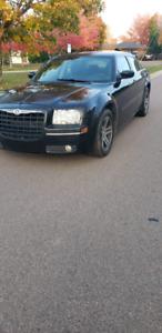 2005 Chrysler 300 Black