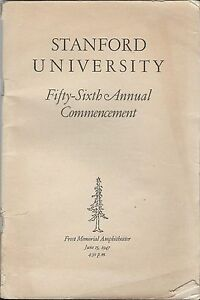 Stanford-Graduation-Program-1947-56th-Commencement-with-Graduate-Names